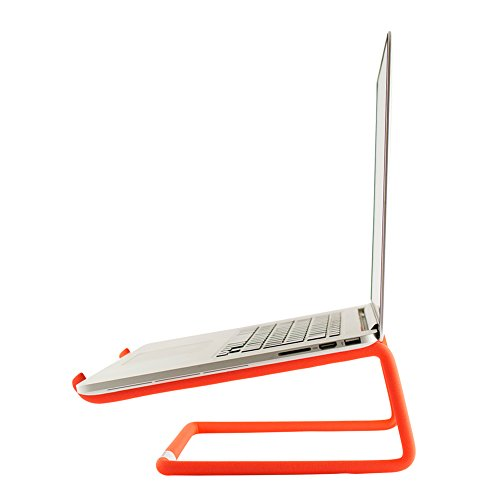 SURFHUND Laptopständer in Neon Orange