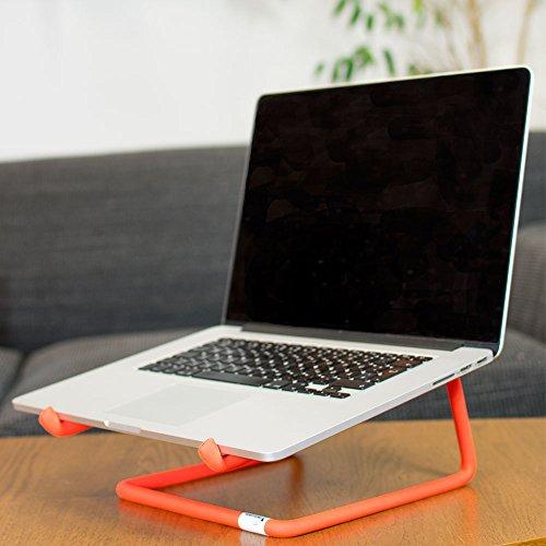 SURFHUND Laptopständer in Neon Orange