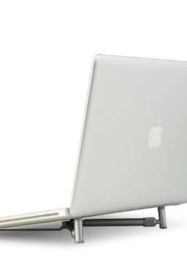 Ergonomic Aluminium Portabler Laptopständer