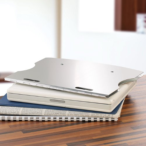 General Office Notebook-Ständer aus Aluminium