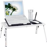 General Office Laptoptisch mit 2 USB Lüftern