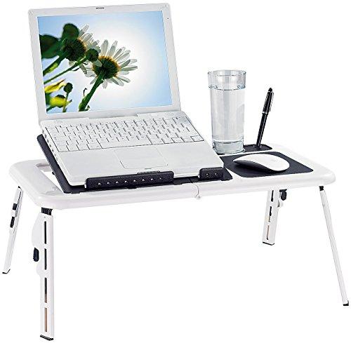General Office Laptoptisch mit 2 USB Lüftern