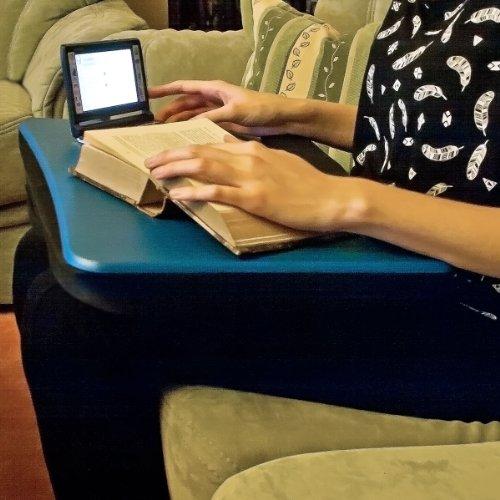 Relaxdays Knietisch Laptoptisch Laptopkissen