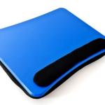 laptopkissen in blau